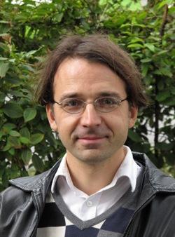 Daniel Kraft, psykolog i Stockholm